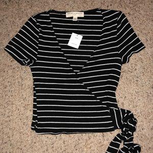 UO Wrap Shirt